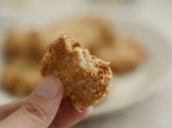 燕麦小饼干