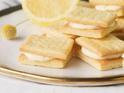 柠檬苏打饼干