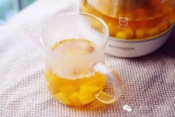 桂花菠萝桃茶