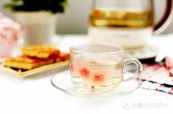 清新樱花茶