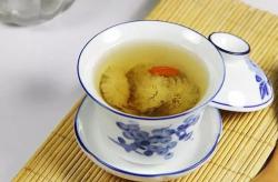 杞菊乌龙茶