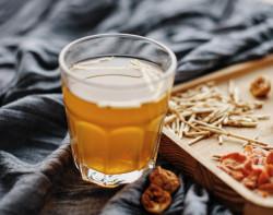 竹蔗茅根饮