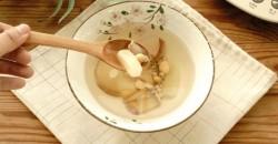冬瓜雪梨薏米汤