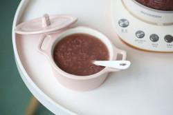 红豆冰糖莲子粥