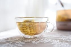 玉米莲藕汤